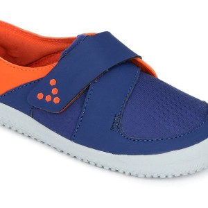 Vivobarefoot Lenni blue orange 1